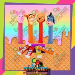 בובת פז סוכריות ( מגוון דמויות)