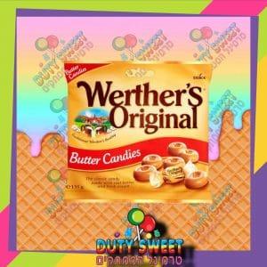 ורטר שקית חמאה 135g