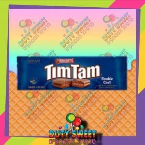 טים טם 200g דאבל שוקולד כחול