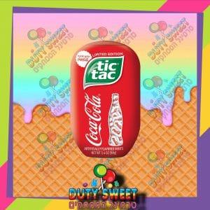 טיק טק ענק קוקה קולה