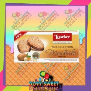 לואקר עוגיות שקדים 100g