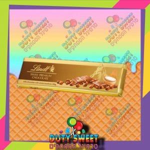 לינדור שוקולד אגוז שלם 300g