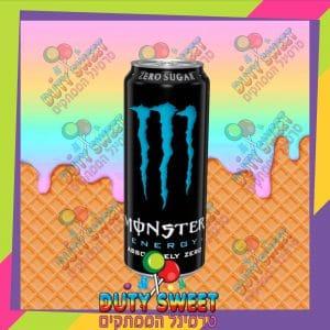 מונסטר משקה אנרגיה כחול