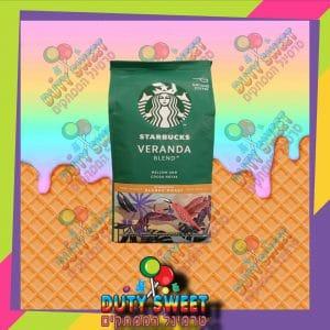 סטרבקס מגורען קפה קלוי חלש 200g