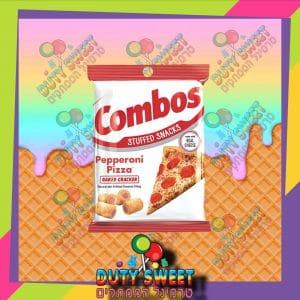 קומבוס במילוי בטעם פיצה פפרוני 179g