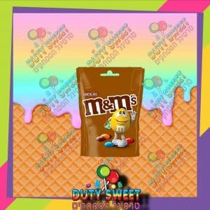 אם אנד אם שקית שוקולד 125g