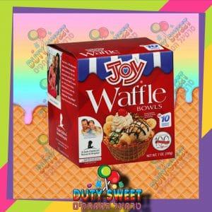 ג'וי קערת וואפל לגלידה 10 יח