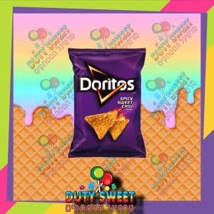 דוריטוס בטעם צ'ילי מתוק 92g