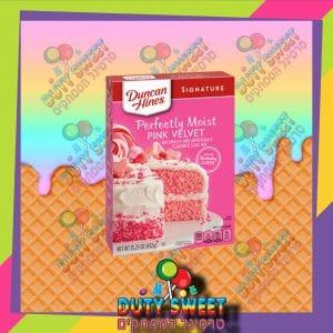 דנקן היינס תערובת עוגה ורודה 432g
