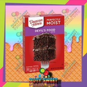 דנקן היינס תערובת עוגת שוקולד 432g