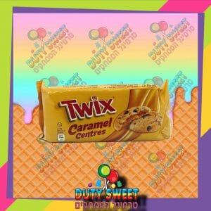 טוויקס עוגיות קרמל 100g