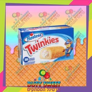 טויינקס עוגיות ספוג במילוי קרם 385g