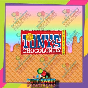 טוני שוקולד חלב 32% 180g