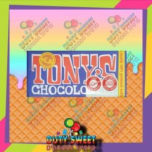 טוני שוקולד מריר עם בייגלה וטופי 180g