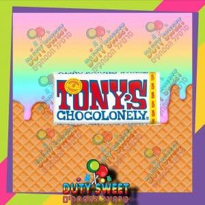 טוני שוקולד לבן 180g