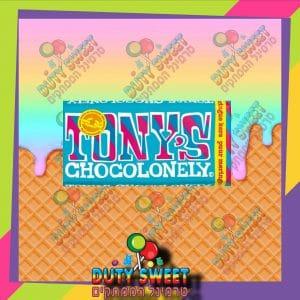 טוני שוקולד מריר עם מרנג ודובדבנים 180g