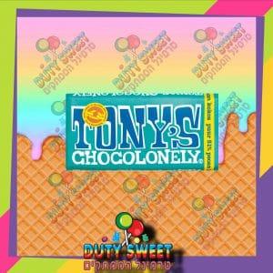 טוני שוקולד מריר עם פקאן וקוקוס 180g
