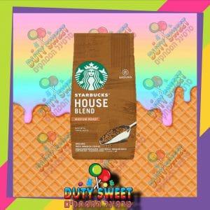 סטארבקס קפה מגורען טחון קלוי 200g