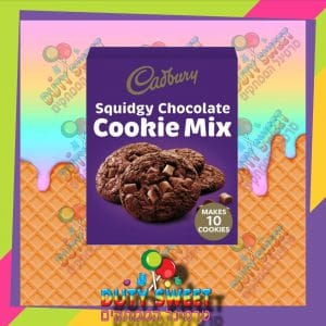 קדבורי תערובת לעוגיות שוקולד צ'יפס