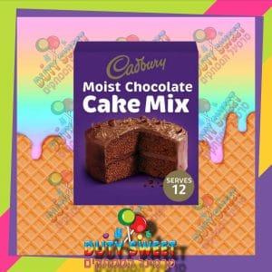 קדבורי תערובת להכנת עוגת שוקולד