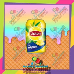 ליפטון משקה תה קר בטעם לימון 330 מ'ל