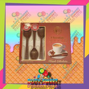 בולסי כפיות שוקולד חלב בטעם קפה